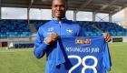 Effiong Nsungusi Jnr. 20 år og fra Nigeria.