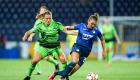 TSG 1899 Hoffenheim v HB Koge - UEFA Womens Champions League - Dietmar-Hopp-Stadion